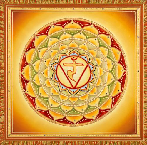 Третья чакра солнечного сплетения - Манипура