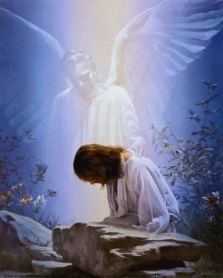 Ангелы и магия